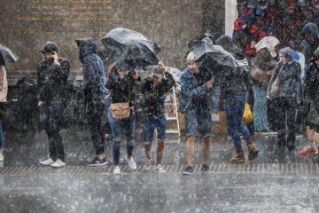 საბერძნეთში გადაუღებელ წვიმას მსხვერპლი მოჰყვა