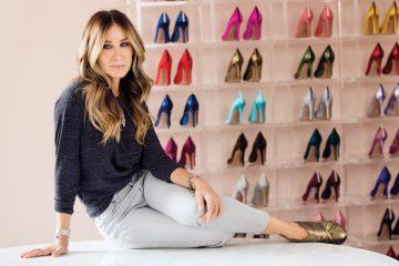 სარა ჯესიკა პარკერი ნიუ-იორკში ფეხსაცმლის მაღაზიას ხსნის