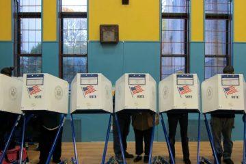 ნიუ-იორკში მერის არჩევნები დღეს გამიართება