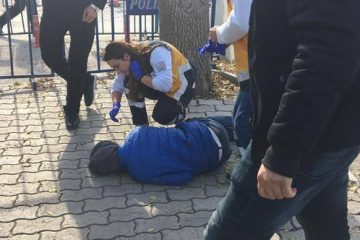 თურქეთში 14 წლის ქართველი მოზარდი ცეცხლსასროლი იარაღით დაჭრეს