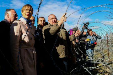 """""""რუსეთის მიერ აღმართული ხელოვნური ბარიერები დაინგრევა არა სამხედრო ძალით, არამედ იმ მომავლის იმედით"""""""