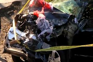 ციხისძირის უღელტეხილზე სიძე-პატარძალის მანქანა ტრაილერს დაეჯახა