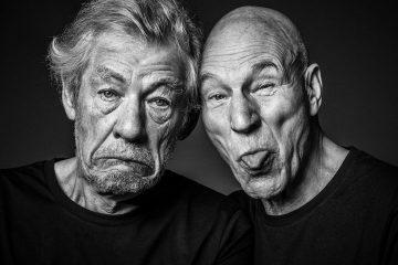 20 სასაცილო ფოტო თუ რატომ არიან იან მაკკელენი და პატრიკ სტიუარტი საუკეთესო მეგობრები