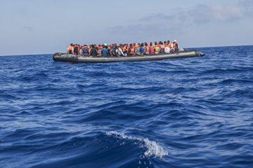 ლიბიაში 50 ლტოლვილი დაიხრჩო