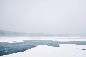 აშშ-ში მცხოვრებმა გაყინული ოკეანის ვიდეო გამოაქვეყნა
