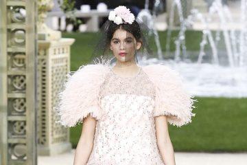 მაღალი მოდის კვირეული პარიზში: Chanel