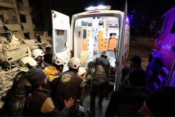 სირიაში აფეთქებას მინიმუმ 23 ადამიანი ემსხვერპლა