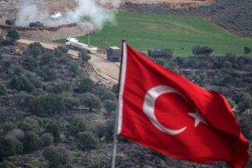 თურქეთმა სირიაში ჯარი შეიყვანა