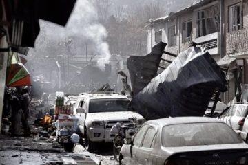 ქაბულში აფეთქებას 95 ადამიანის სიცოცხლე ემსხვერპლა