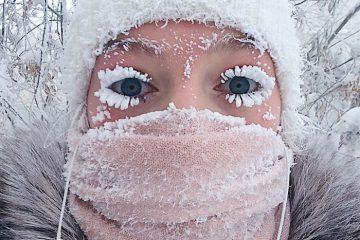 მსოფლიოს ყველაზე ცივი სოფელი -62°C (-80°C), ახლა ასე გამოიყურება