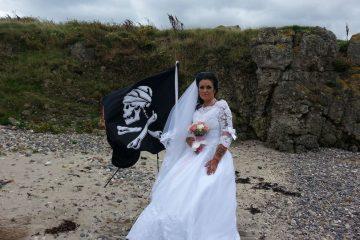 ამანდა ტიგი კარიბის ზღვის მეკობრის სულზე დაქორწინდა