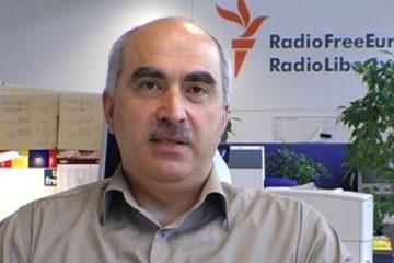 """""""რადიო თავისუფლების"""" ქართული სამსახურის ხელმძღვანელი დავით კაკაბაძე თანამდებობიდან გაათავისუფლეს"""