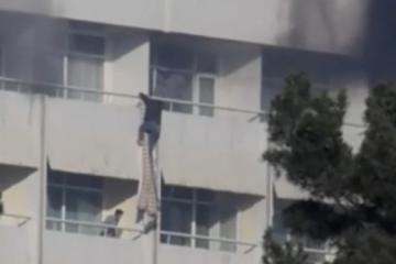 ავღანეთში სასტუმროზე თავდასხმას 6 ადამიანის სიცოცხლე ემსხვერპლა