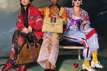Gucci-მ 2018 წლის გაზაფხული-ზაფხულის კოლექცია ილუსტრაციებით წარადგინა