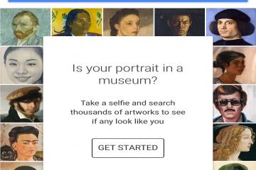 google-ს ახალი ჭკვიანი აპლიკაცია გეტყვით, რომელ ცნობილ ნახატს ჰგავხართ