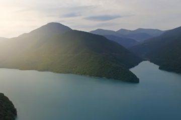 """""""Discover Georgia"""" – ვიდეორგოლი, რომელიც გიორგი კვირიკაშვილმა საერთაშორისო ოლიმპიური კომიტეტის პრეზიდენტს წარუდგინა"""