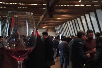 ქვევრის ღვინის წარდგენა საფრანგეთის ქალაქებში