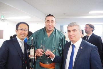 იაპონიაში ქართული ღვინის მასშტაბური წარდგენა გაიმართა