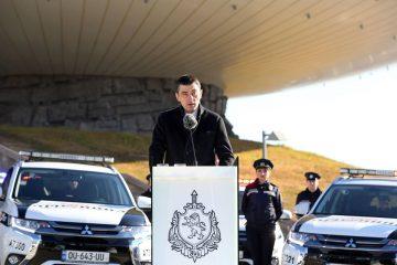 საპატრულო პოლიციის რეფორმის ახალი ეტაპი დაიწყო