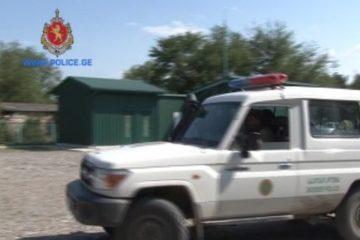 სასაზღვრო პოლიციამ სახელმწიფო საზღვრის უკანონოდ გადაკვეთის მცდელობის ბრალდებით 6 პირი დააკავა