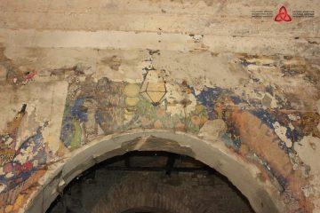 თბილისში კირილე ზდანევიჩის  ერთადერთი კედლის მხატვრობა  განადგურდა