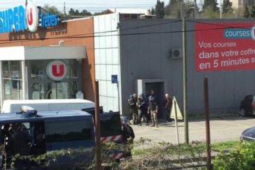ტრებეს სუპერმარკეტში თავდამსხმელმა ერთი ადამიანი მოკლა