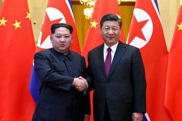 ჩრდილოეთ კორეა ჩინეთს ბირთვულ განიარაღებას დაჰპირდა