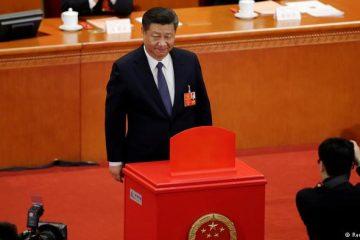 ჩინეთში საპრეზიდენტო ვადები გააუქმეს