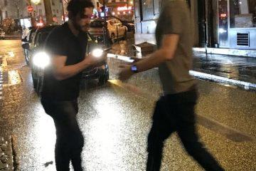პაპარაცებმა პარიზის ქუჩებში მთვრალი კიტ ჰარინგტონი დააფიქსირეს (ფოტოები)