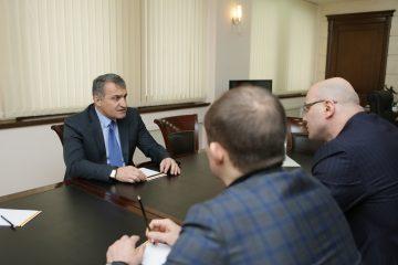 """ბიბილოვი: """"სამხრეთ ოსეთი უნდა იყოს რუსეთის შემადგენლობაში"""""""