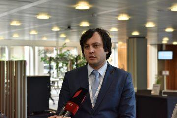 ირაკლი კობახიძე: ჩვენ ვართ ნებისმიერ დროს მზად იმისთვის, რომ ვუმასპინძლოთ საქართველოს პრეზიდენტს