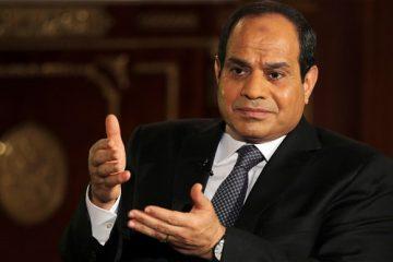 ეგვიპტის პრეზიდენტად ისევ აბდელ ფატაჰ ალ-სისი აირჩიეს