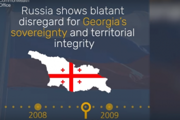 დიდი ბრიტანეთის საგარეო უწყების ვიდეო – საქართველო რუსული აგრესიის ჩამონათვალშია