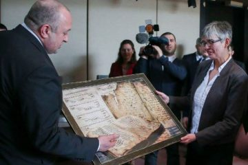ბელგიაში, ლუვენის უნივერსიტეტში ქართული ენის, ისტორიისა და თანამედროვე მეცნიერების შესწავლის კათედრა გაიხსნება