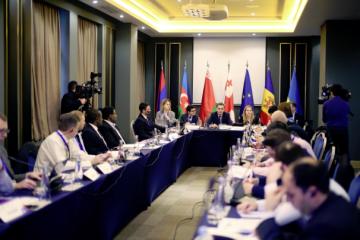 თბილისში აღმოსავლეთ პარტნიორობის ქვეყნების რეგიონალური სამუშაო ჯგუფების შეხვედრები გაიხსნა