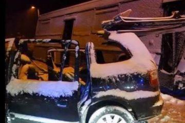 პოლონეთში მომხდარ ავარიას საქართველოს ორი მოქალაქის სიცოცხლე შეეწირა