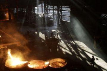 ზესტაფონის ფეროშენადნობთა ქარხანაში სარემონტო საამქროს თანამშრომელი დაიღუპა