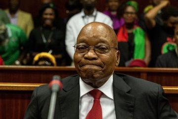 სამხრეთ აფრიკის ექსპრეზიდენტს კორუფციის ბრალი წაუყენეს
