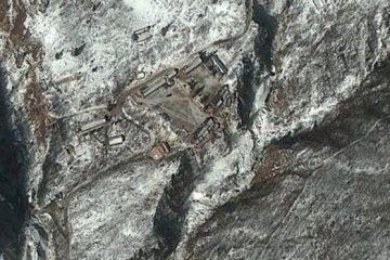 ჩრდილოეთ კორეა ბირთვული იარაღის გამოსაცდელ მიწისქვეშა პოლიგონს მაისში დახურავს