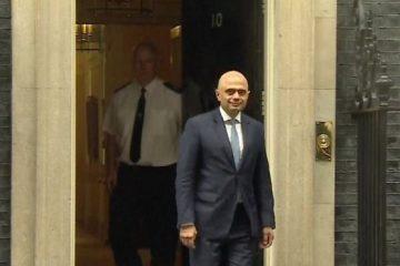 ბრიტანეთის შინაგან საქმეთა მინისტრი საჯიდ ჯავიდი გახდა