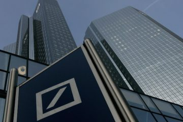 Deutsche Bank-მა შემთხვევით ბირჟაზე 35 მილიარდი დოლარი გადარიცხა