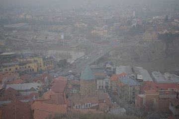 თბილისში ჰაერის დაბინძურების შესახებ საკომიტეტო მოკვლევა იწყება