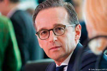 """გერმანიის საგარეო საქმეთა მინისტრს რუსეთთან """"ნდობის აღდგენა"""" სურს"""