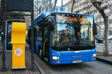 თბილისისთვის ავტობუსის ზოლების სქემას უცხოელი ექსპერტები შეიმუშავებენ