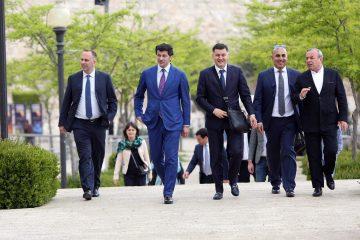 ისრაელელი ბიზნესმენი: კახა კალაძის ვიზიტი თბილისსა და იერუსალიმს შორის თანამშრომლობის გაღრმავებას შეუწყობს ხელს