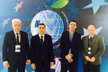 თბილისის საკრებულოს დელეგაცია ადგილობრივი თვითმმართველობების ევროპის მე-4 კონგრესის მუშაობაში მონაწილეობს
