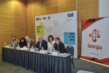 თიბისი სტატუსის მხარდაჭერით Tbilisi Art Fair ჩატარდება