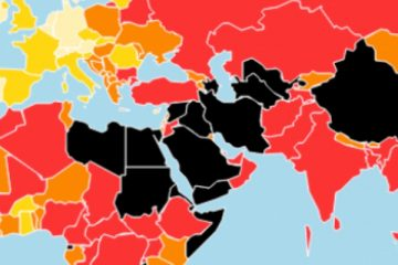 ″რეპორტიორები საზღვრებს გარეშე″: ″პრესის თავისუფლების მსოფლიო ინდექსში″ თურქეთის მდგომარეობა გაუარესდა