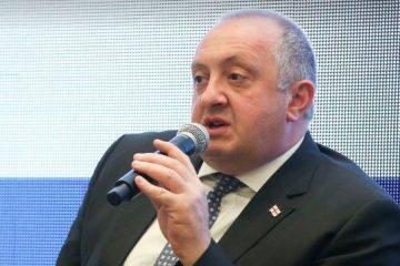 პრეზიდენტი: საქართველოსთვის მთავარი გამოწვევა რუსულ პოლიტიკასთან გამკლავებაა, რომელიც აწარმოებს ჰიბრიდულ, პროპაგანდისტულ და საინფორმაციო ომს