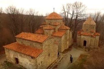 შუამთის მონასტერში არქეოლოგიური კვლევითი სამუშაოები დაიწყო